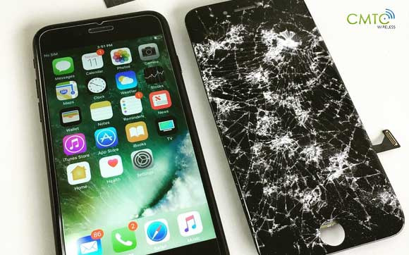 iPhone Screen Repair — CMTC Wireless